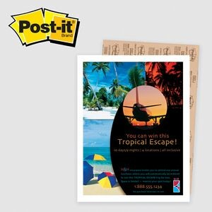 "Post-it® Custom Printed Poster Paper (8.5""x11"")"