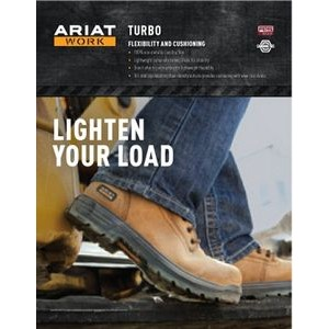 Ariat® Turbo Poster Kit